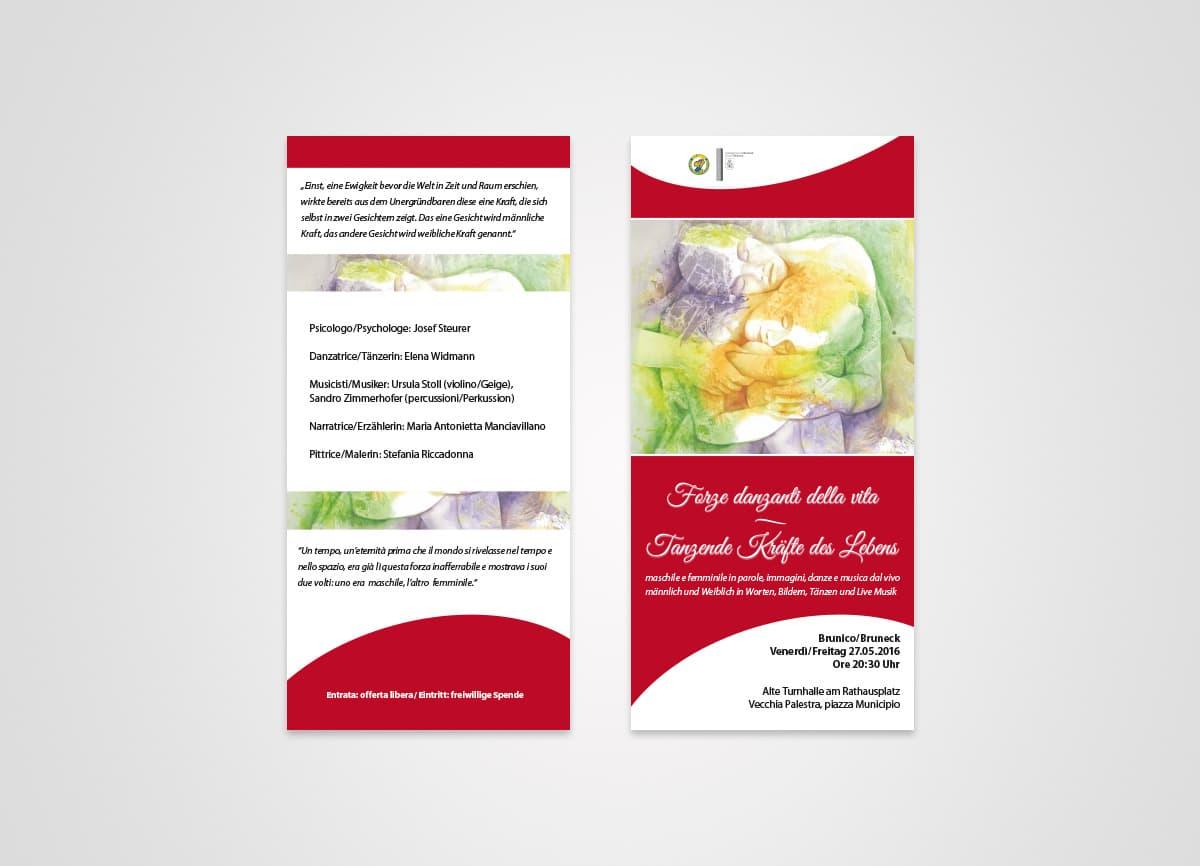 manifesto associazione fcs brunico - vincenzo di dio
