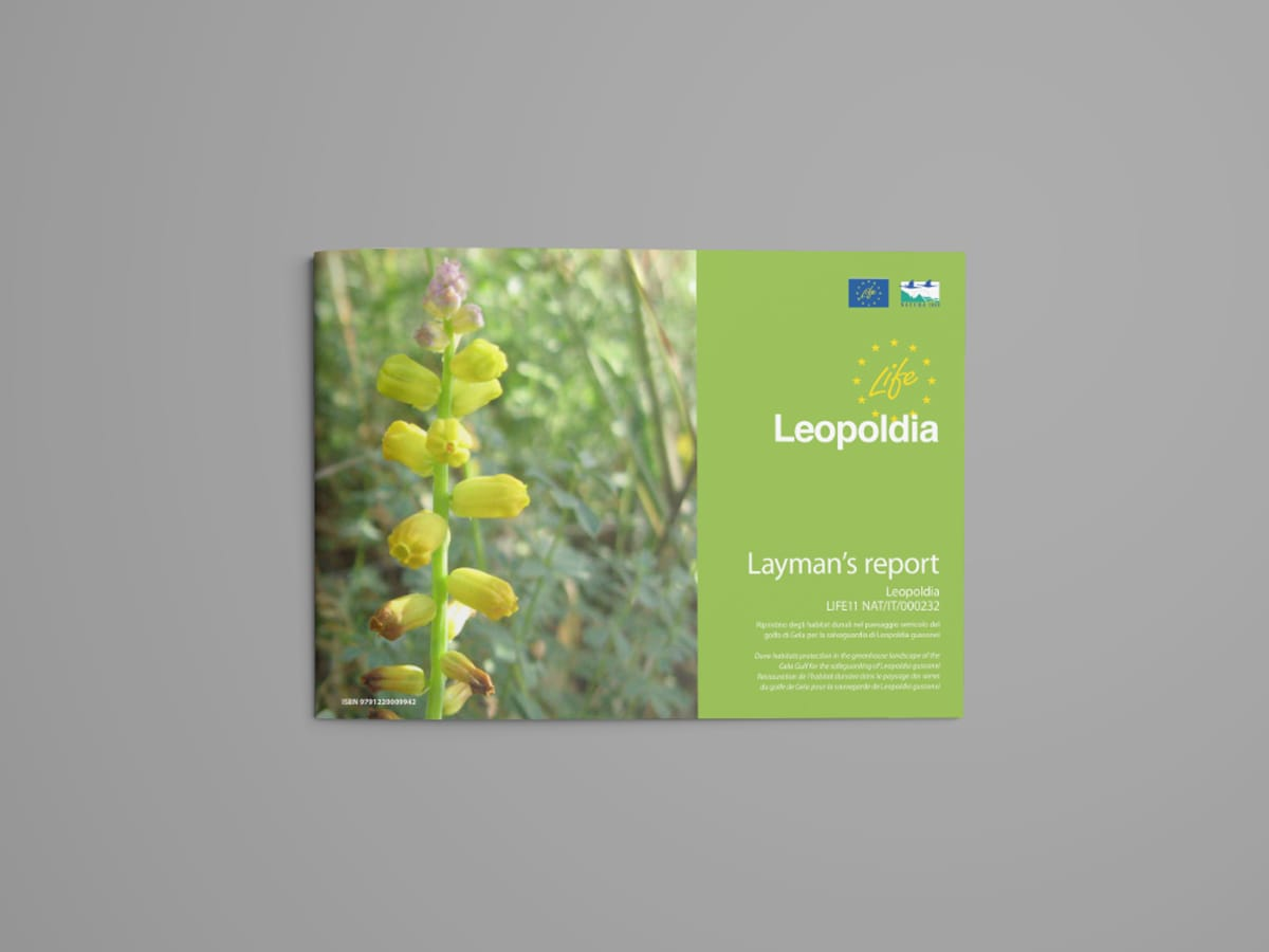 Layman Report progetto Leopoldia Life+