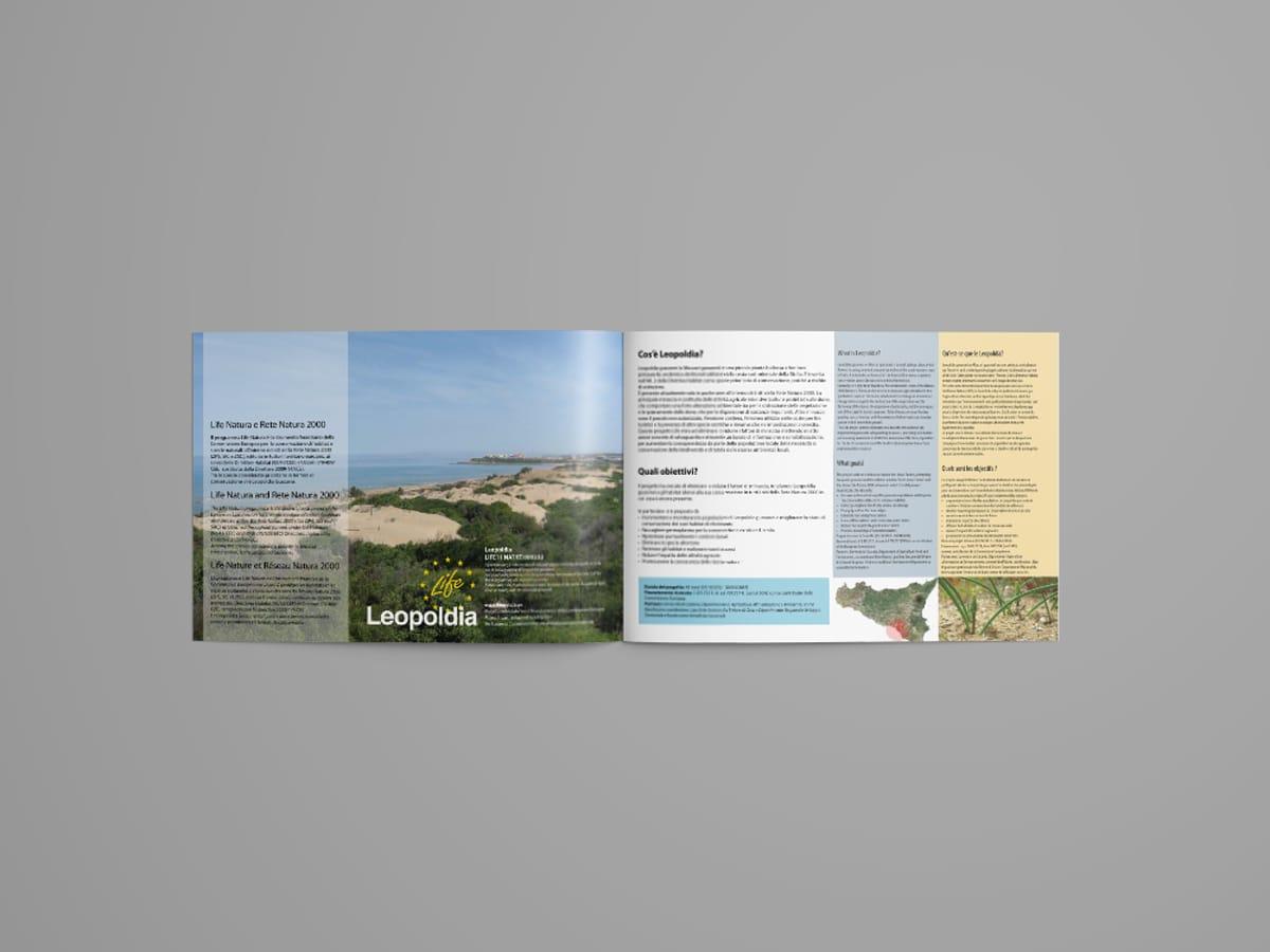 layman report progetto leopoldia life+ - vincenzo di dio