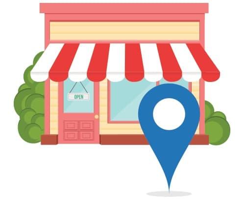 local SEO posizionamento google map