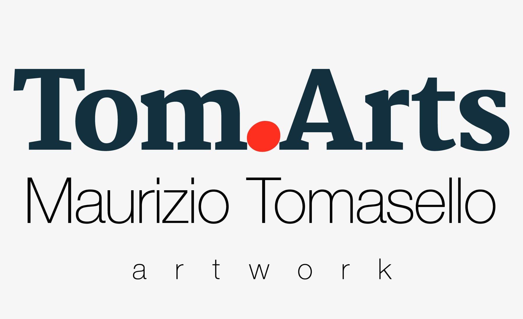 Logo TomArts Caltanissetta varianti - Vincenzo Di Dio