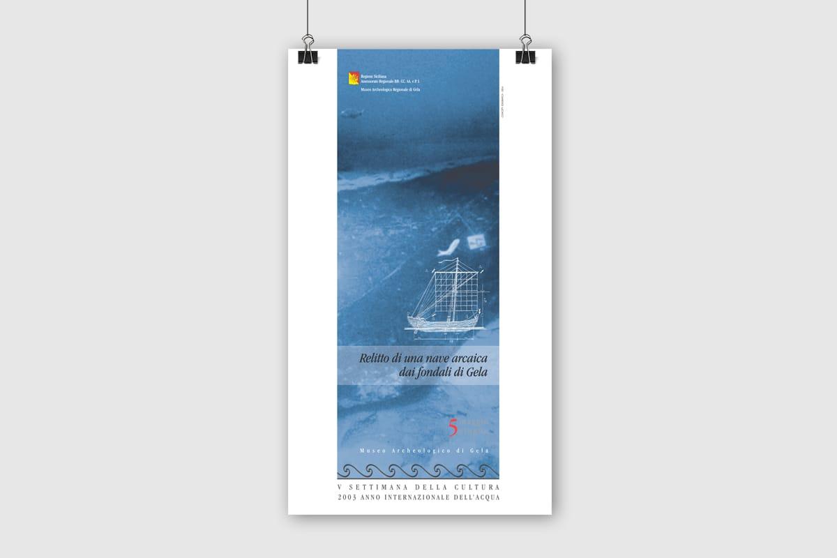 relitto nave greca gela - vincenzo di diorelitto nave greca gela - vincenzo di dio