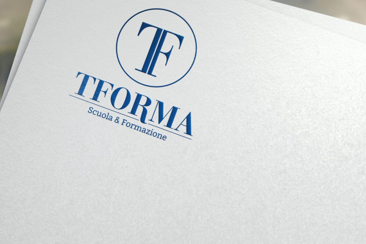 Logo aziendale TForma - Vincenzo Di Dio