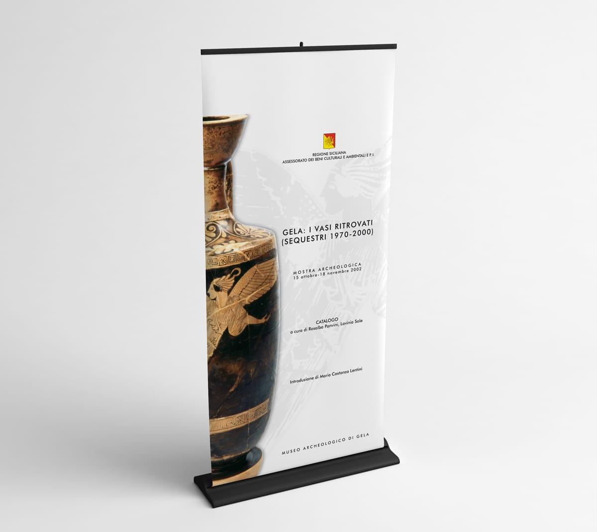 vasi ritrovati mostra gela - vincenzo di dio