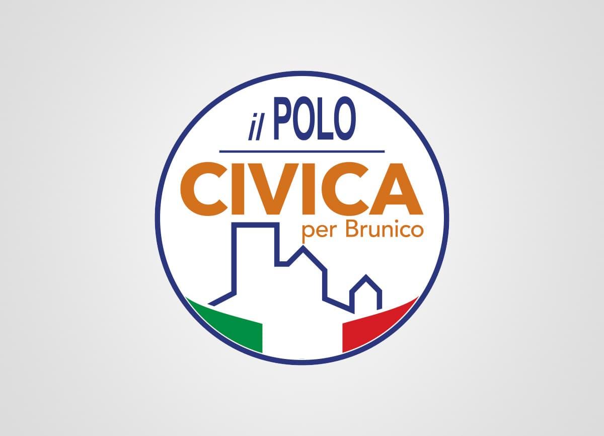 Realizzazione simbolo movimento politico Il Polo - Civica per Brunico